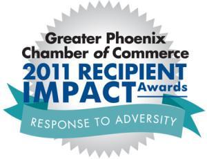 Phoenix Chamber of Commerce Business of the Year Winner