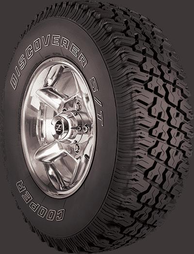 Cooper Tires discovererst