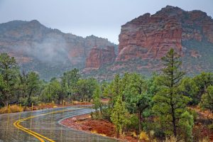 Driving in the Valley: El Niño Road Safety Tips