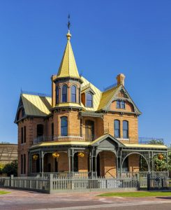 Rosson House at Heritage Square in Downtown Photo Credit: http://heritagesquarephx.org/
