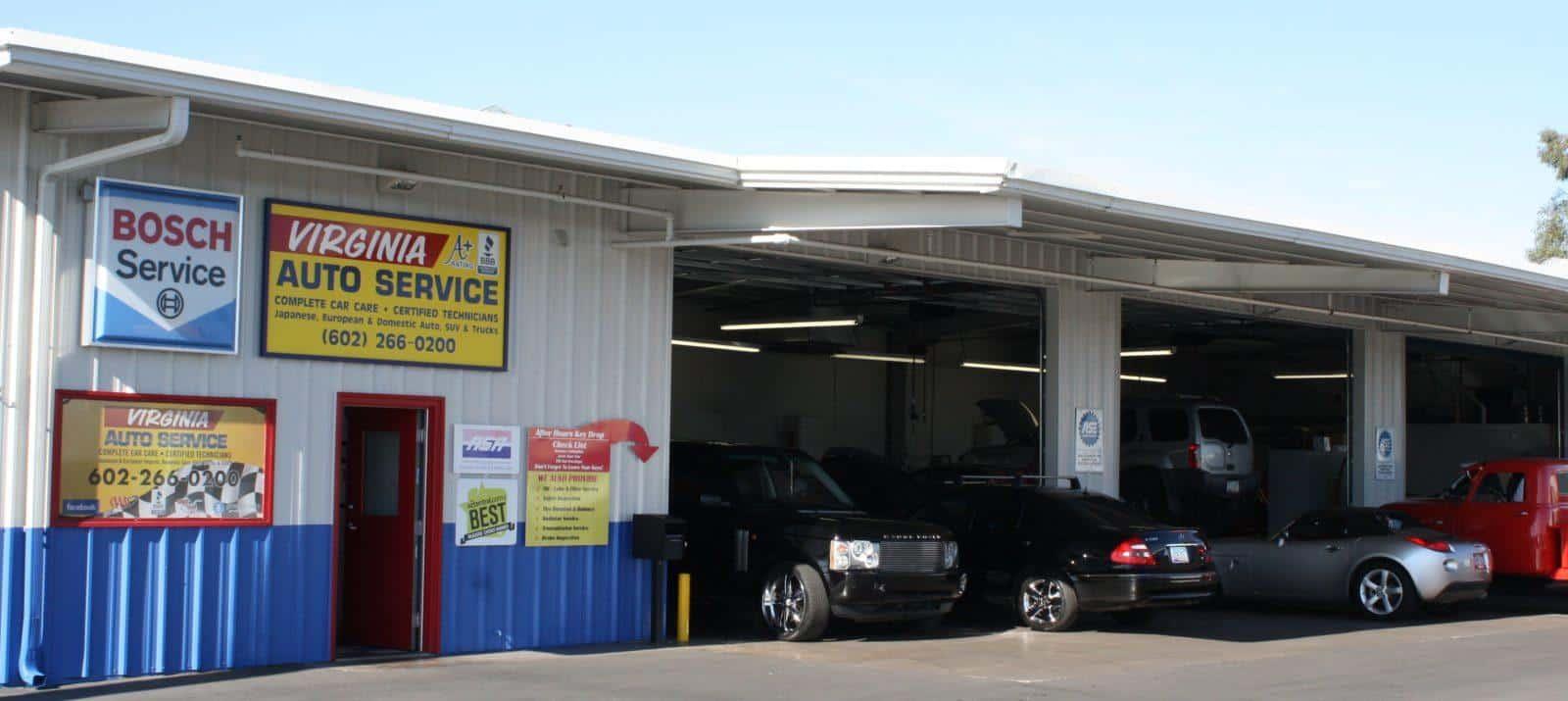 Virginia Auto Service, Phoenix, Arizona