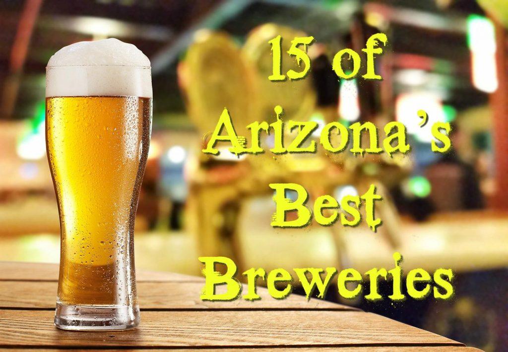 15 of Arizona's Best Breweries
