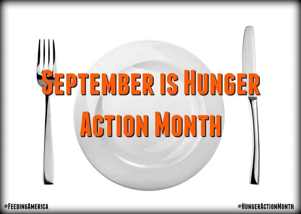 Virginia Auto Service AZ Blog: September is Hunger Action Month