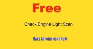 Free Check Engine Light Scan Phoenix