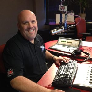 Matt Allen, cohost Bumper to Bumper Radio