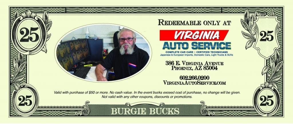 Burgie Buck